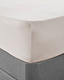 400 Thread Count Deep Fitted Sheet
