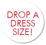 Drop a dress size