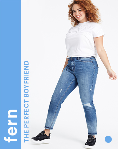 7e6a404cd21 Women s Plus Size Jeans   Denim Jeggings