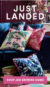 Just landed - Shop Joe Browns Home