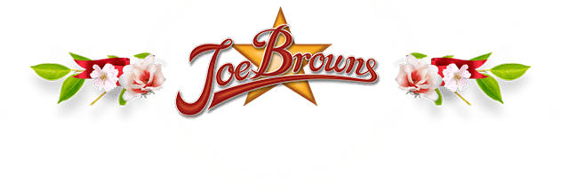 Welcome to Joe Browns