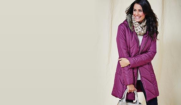 Amazing Value - Coats £40 and Under >