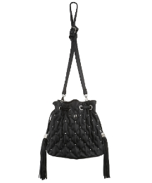 Ribbon & Asher Diamante Bag