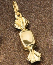 9ct Gold Sweet Charm