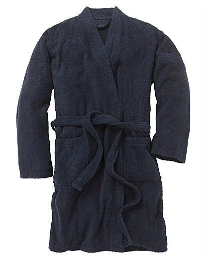 & Brand Dressing Gown