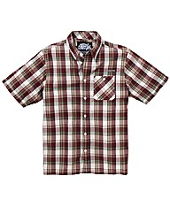 Weird Fish Mighty Casual Checked Shirt