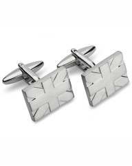 &City Union Jack Cufflinks