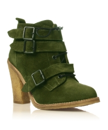 Heavenly Feet Ankle Boots EEE Fit
