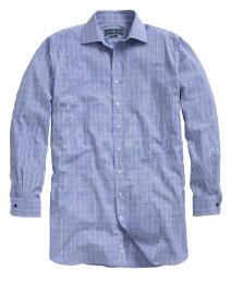 Henry Tudor Tall POW Check Shirt