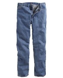 "Duke Rockford Stonewash Jeans 34"" Leg"