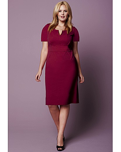 a2f13a2dd58a2 Glamorosa Jersey Dress Very Voluptuous | Simply Be