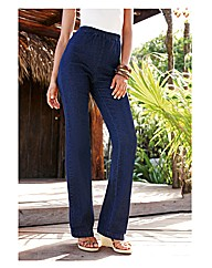 Bootcut Pull-On Jeggings Long