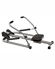 Body Sculpture Twin Hydraulic Rower