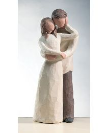 Willow Tree Together Figure