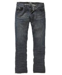 D555 Tinted Denim Jean 38in Leg