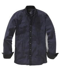 Splitstar Tall Gingham Shirt