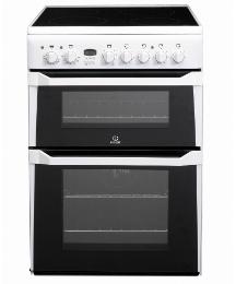 Indesit 60cm Ceramic Double Oven Instal