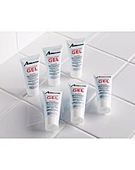 Set of 6 Gels for Ab Solution Belt