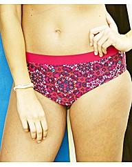 Blue Wahoo Bikini Briefs