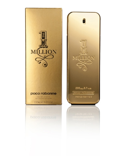 Paco Rabanne One Million 200ml Edt Home Beauty Gift Shop