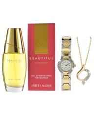 Estee Lauder Beautiful 30ml EDP & Gift