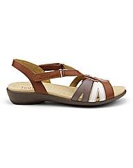 Hotter Flare Wide Fit Sandal