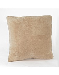 cascade home microfleece cushion
