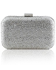 Perfect Sammy Crystal Encrusted Clutch