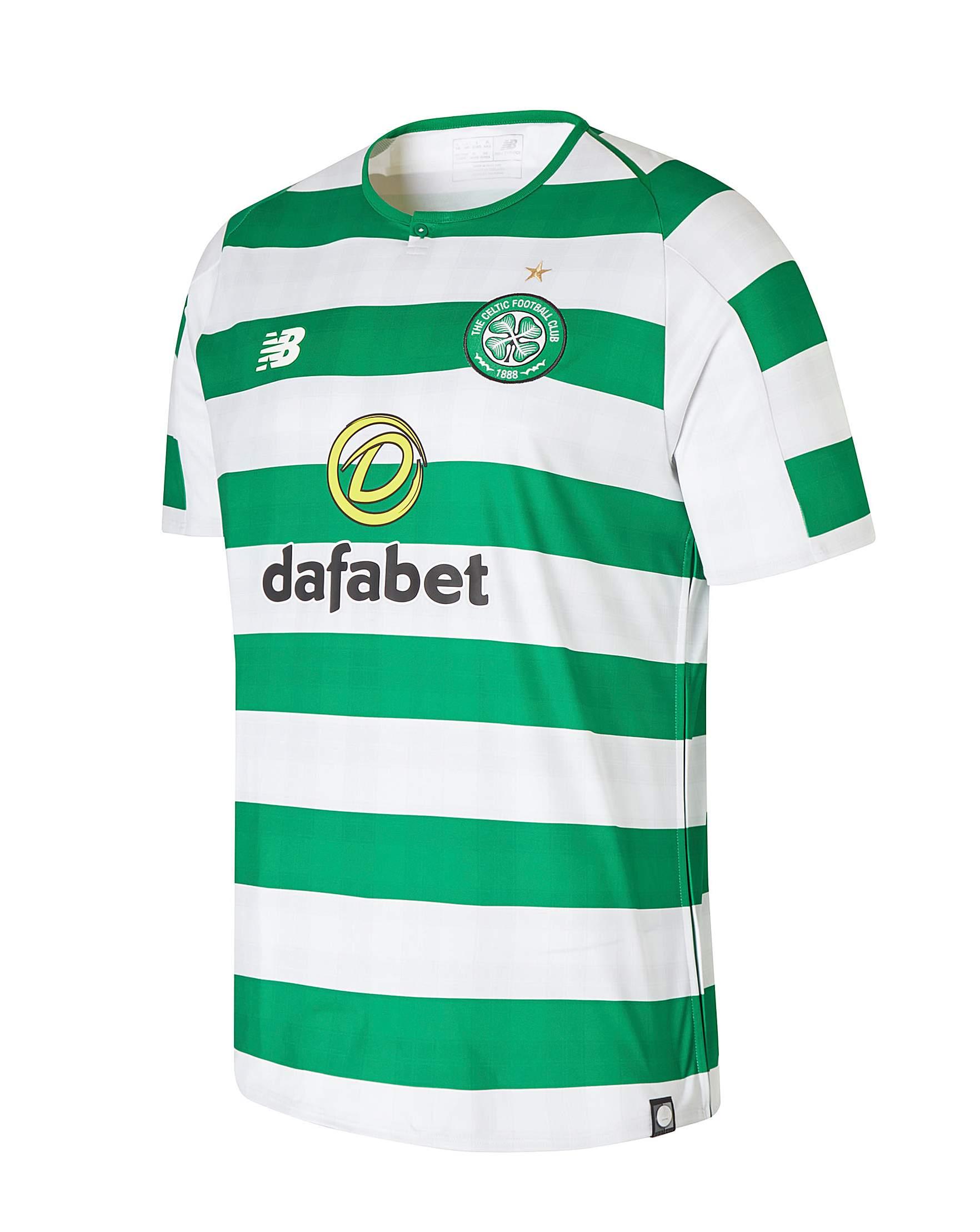 4c85756d7ec New Balance Celtic FC Home Jersey