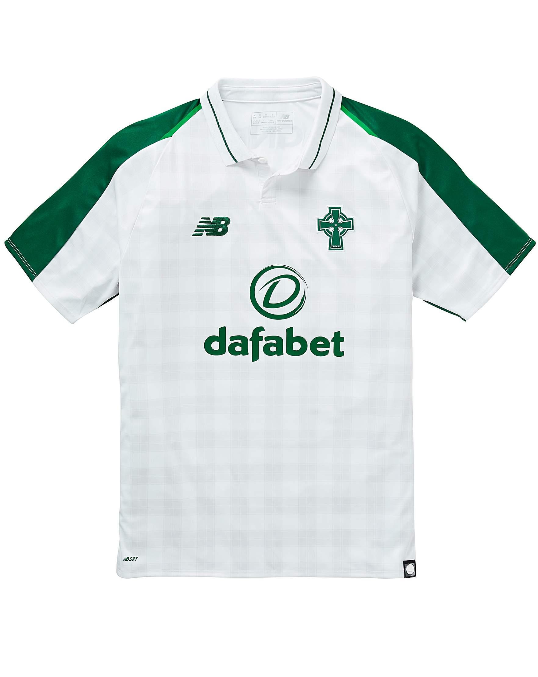 New Balance Celtic FC Away Jersey  420bb7f05