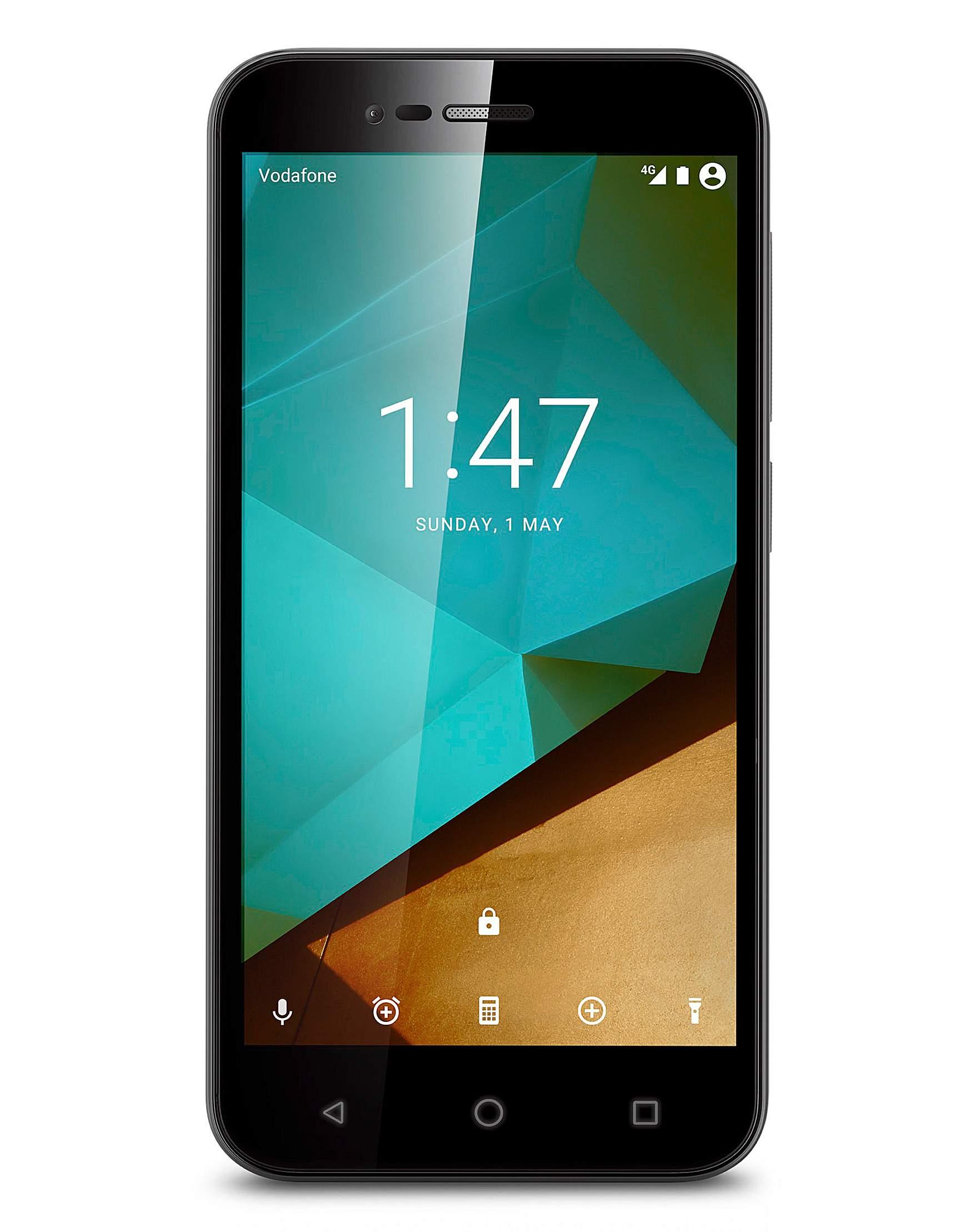 big sale 2774c 3f4e5 Vodafone Smart First 7 Smart Phone Black