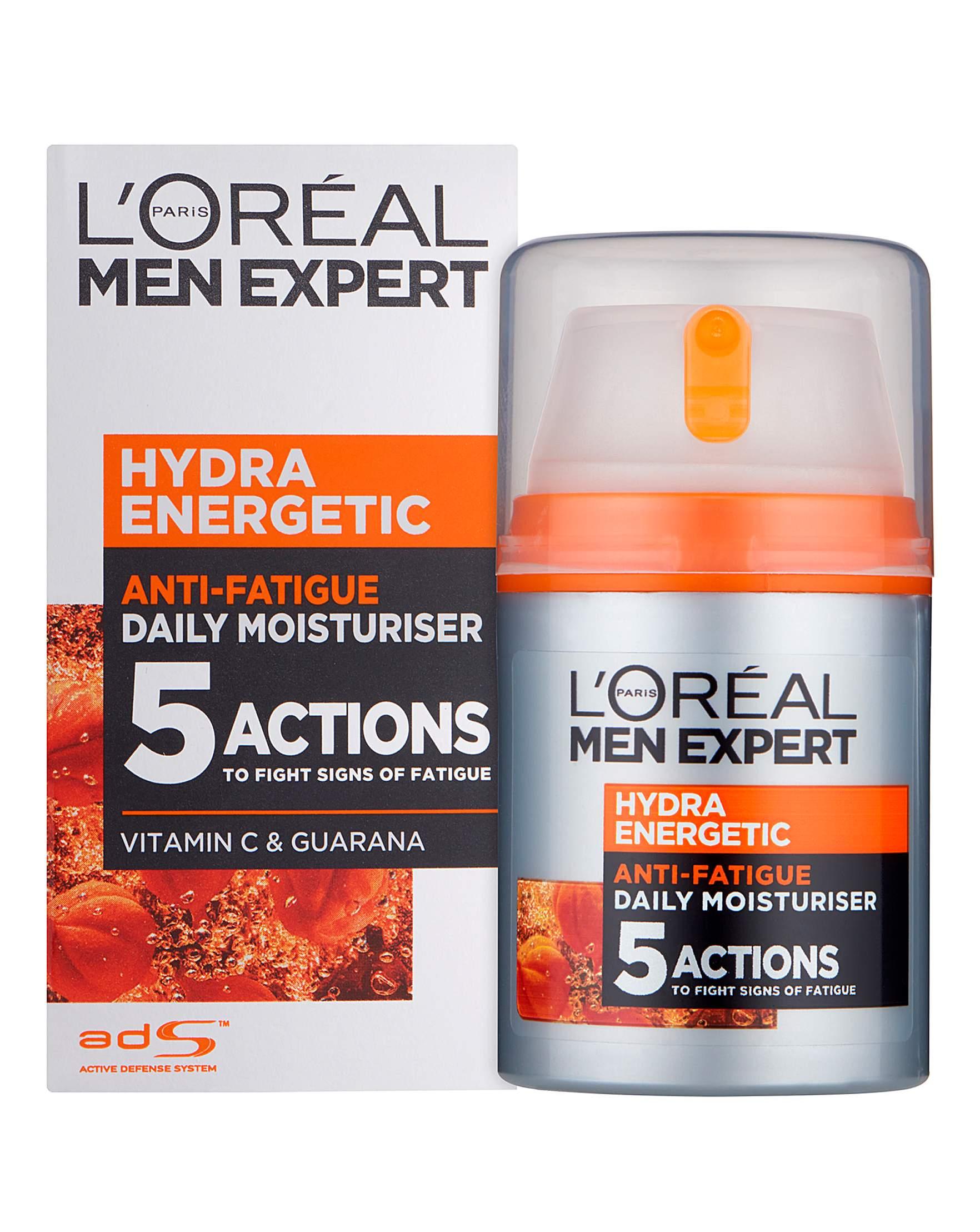 L'Oreal Men Anti-Fatigue Moisturiser