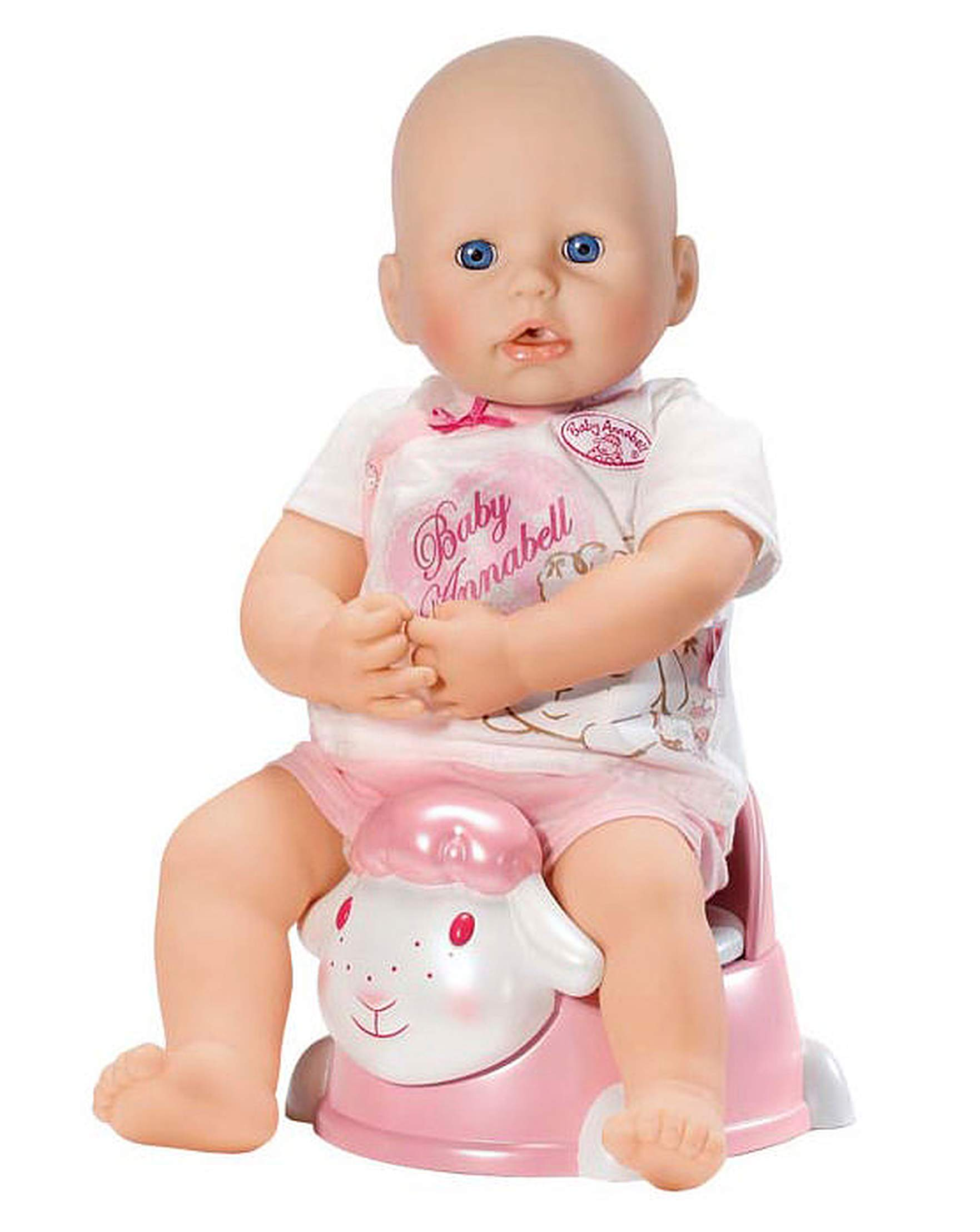 baby annabell potty time | oxendales