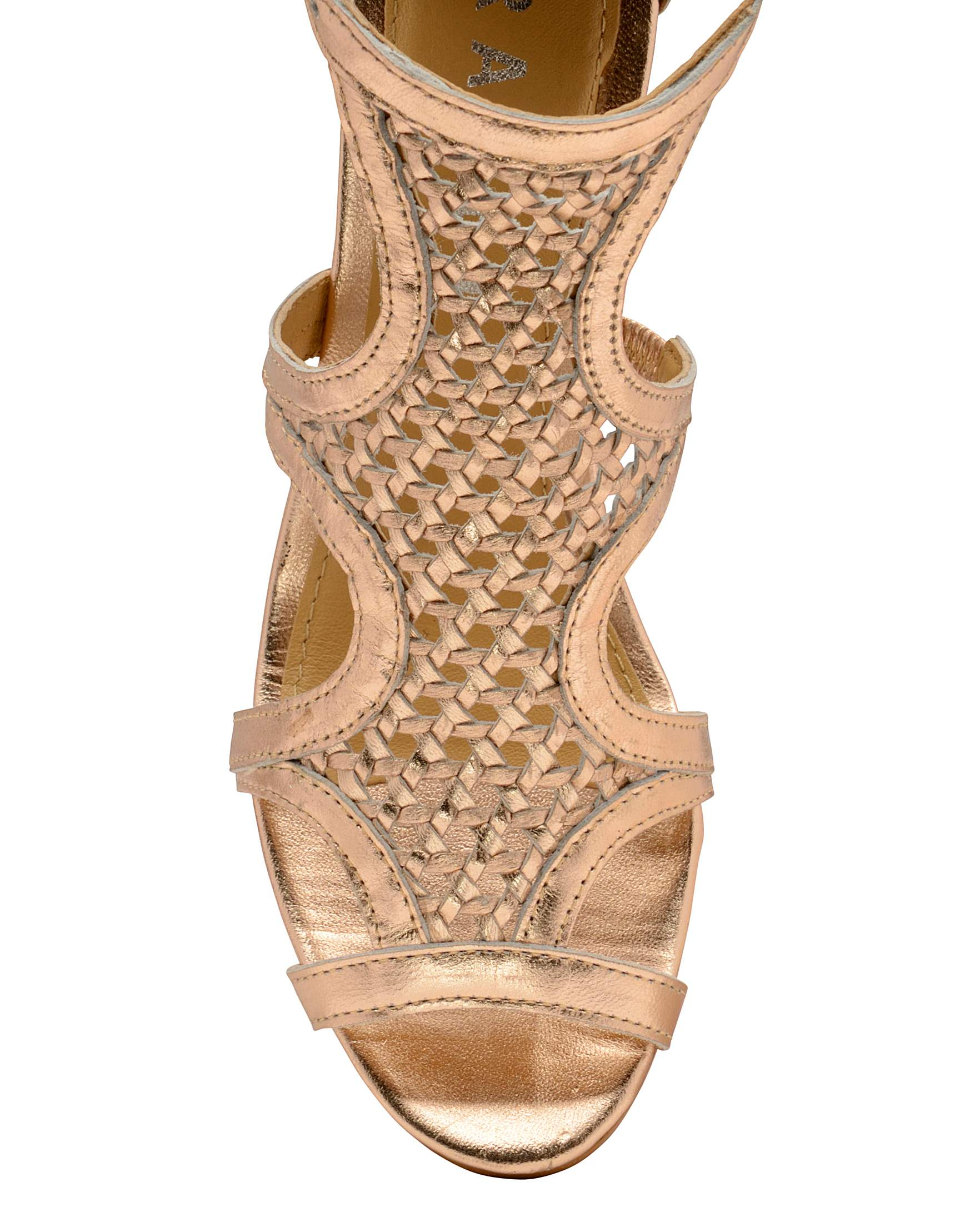 56b52e7755cb Ravel Halton Leather Heeled Sandals