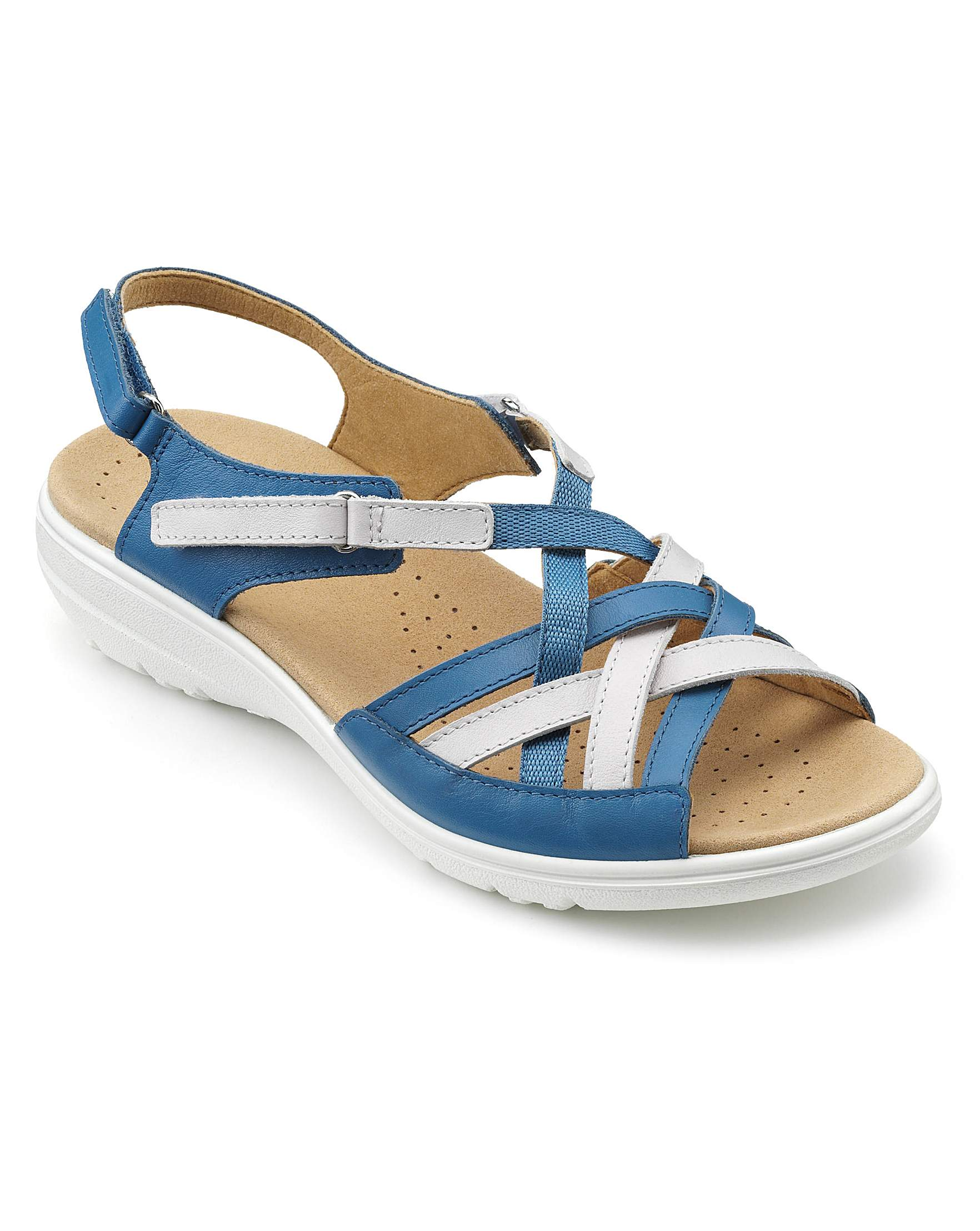 baa24c744de Hotter Maisie Wide Fit Sandal