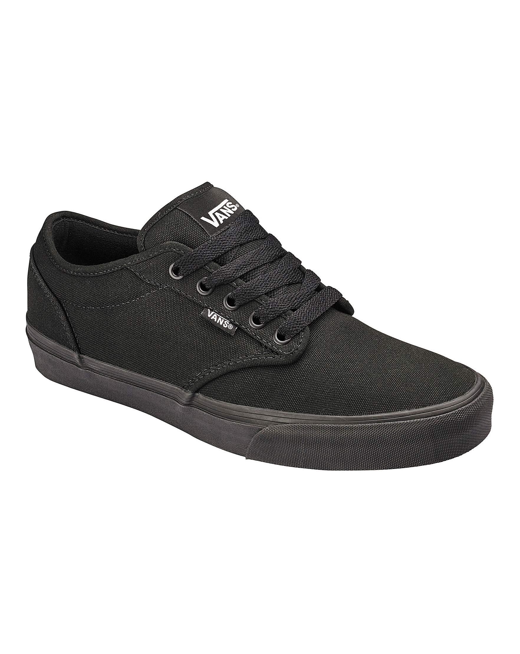 4ca7ec464d02 Vans Atwood Lace-Up Casual Shoes