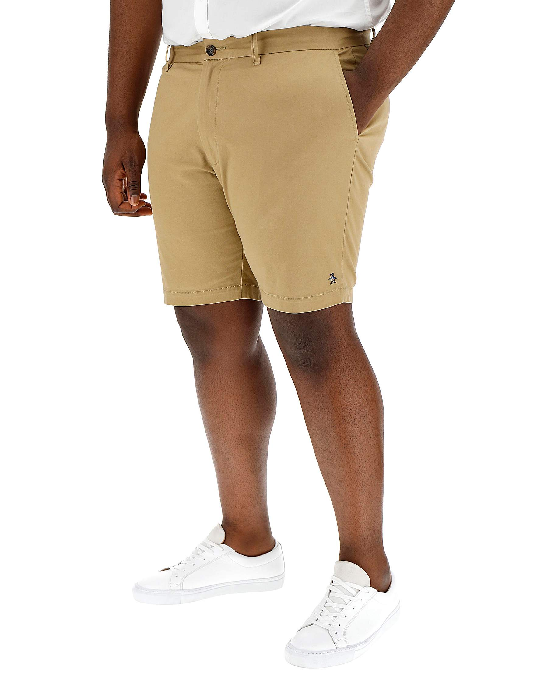 bde761f7fc Original Penguin P55 Stretch Chino Short | Jacamo