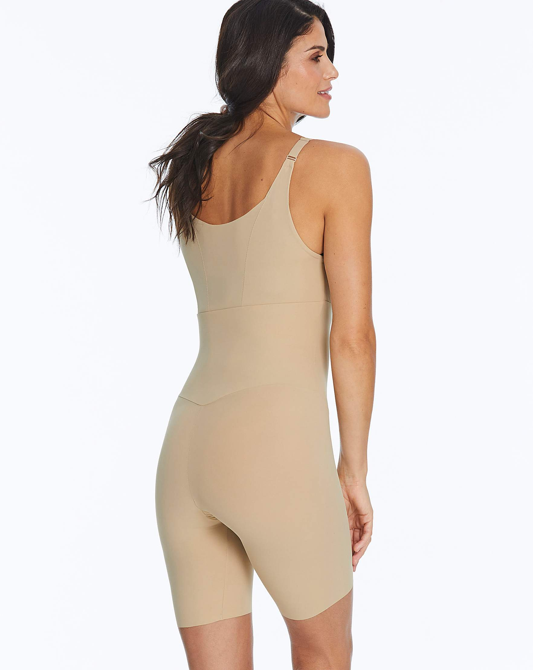 a7655c28ef0 Maidenform Take Inches Off Latte Singlet