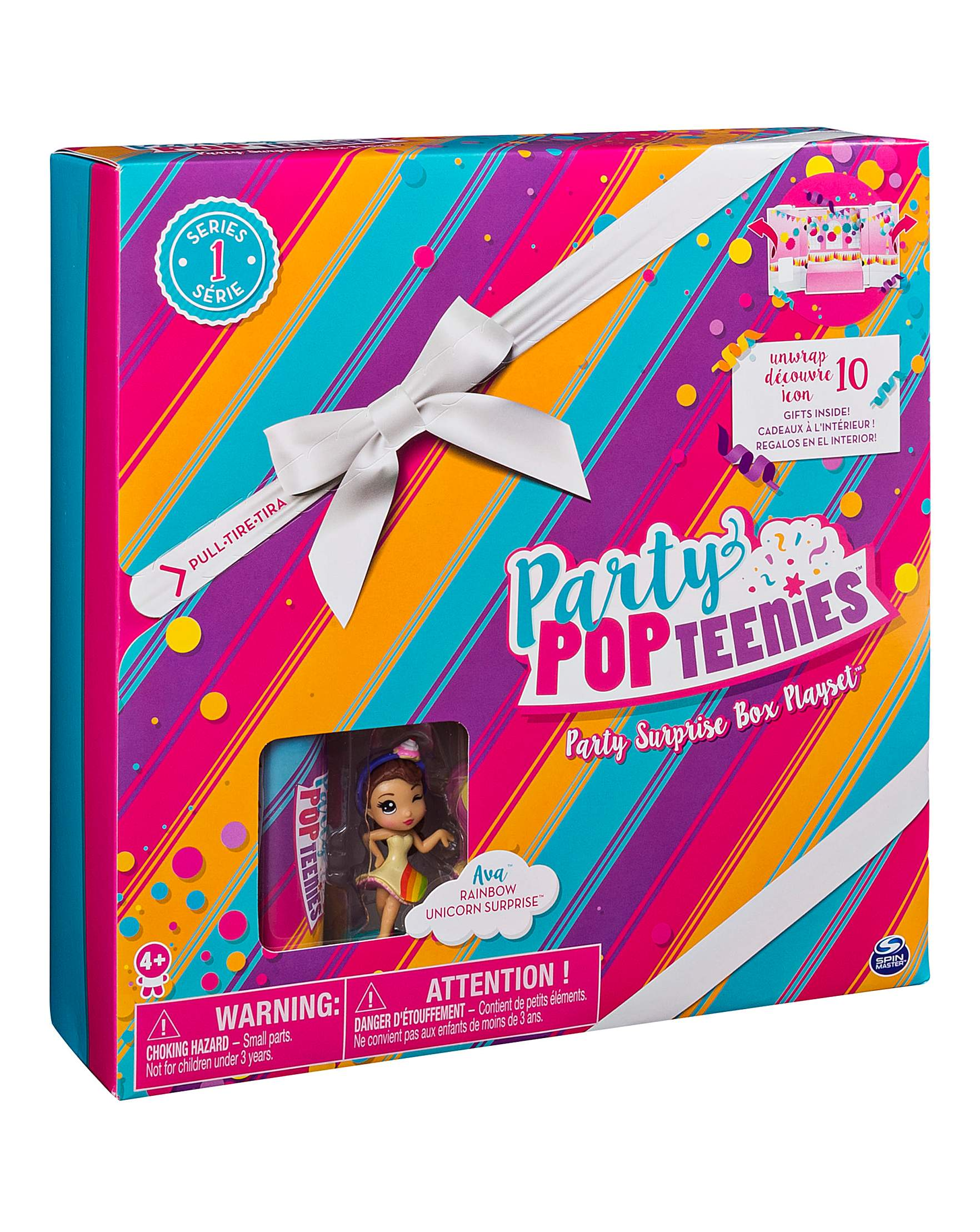popteenies party pack set marisota