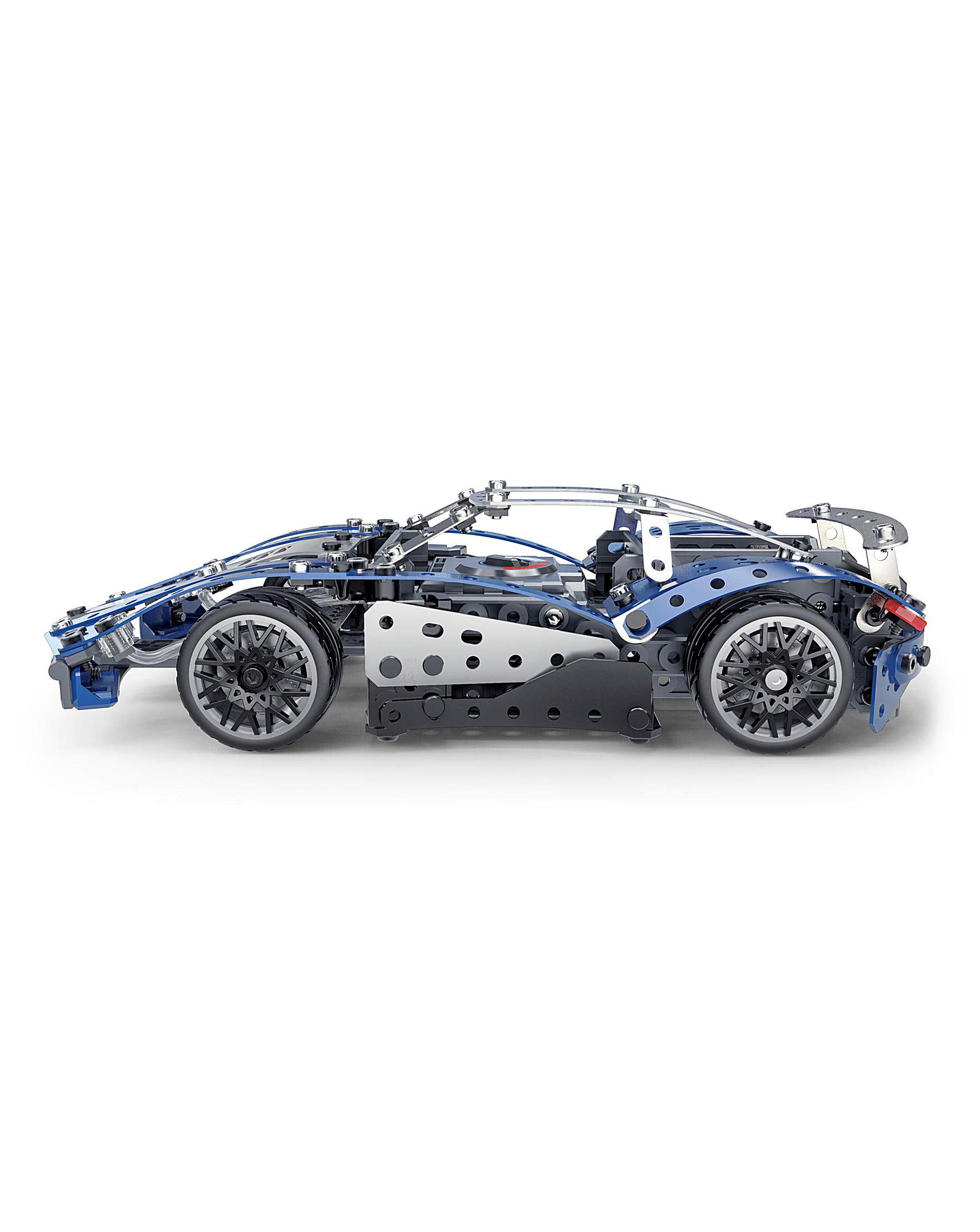 Meccano 25 Model Super Car J D Williams Control Your Models Or Anything Else From Windows Pc