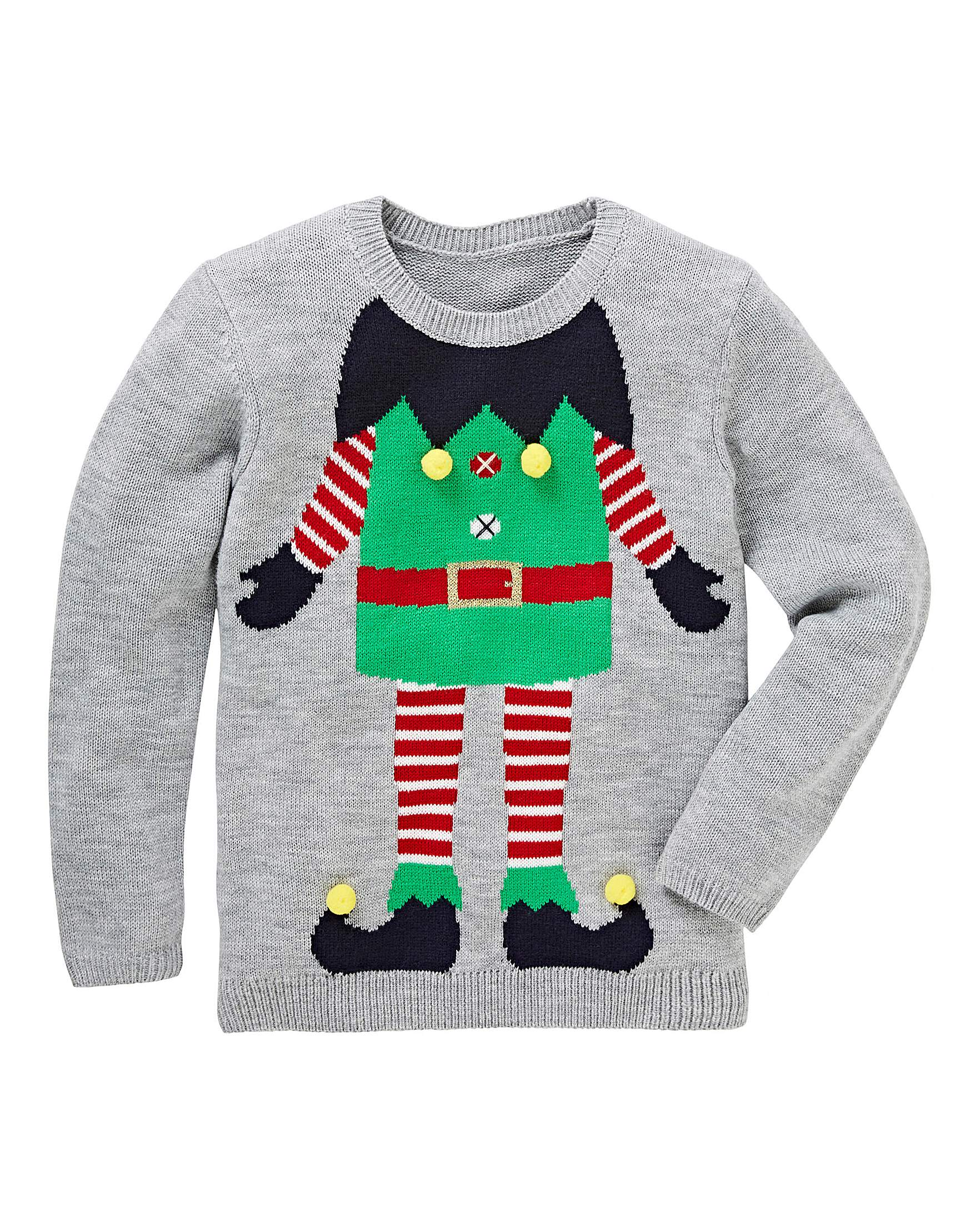 Kd christmas knitted elf jumper williams jpg 1764x2217 Christmas elf group 74a24ecb2