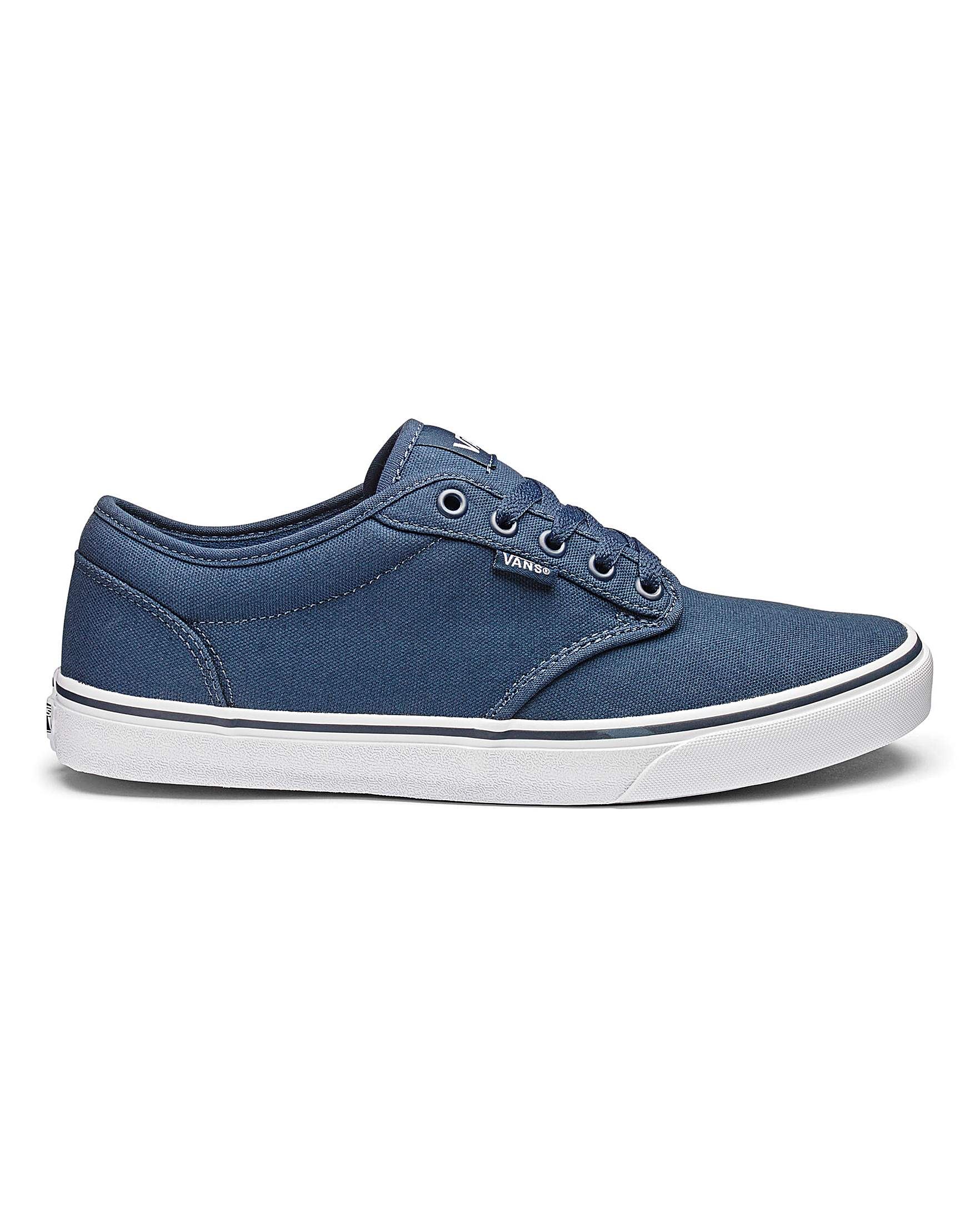 f27926a73c9d55 Vans Atwood Lace Up Casual Shoes