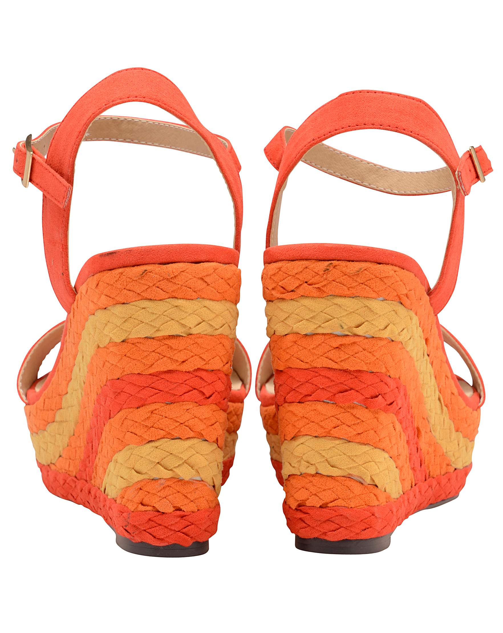 3f65f4fd554 Ravel Dixie Wedge Textile Sandals