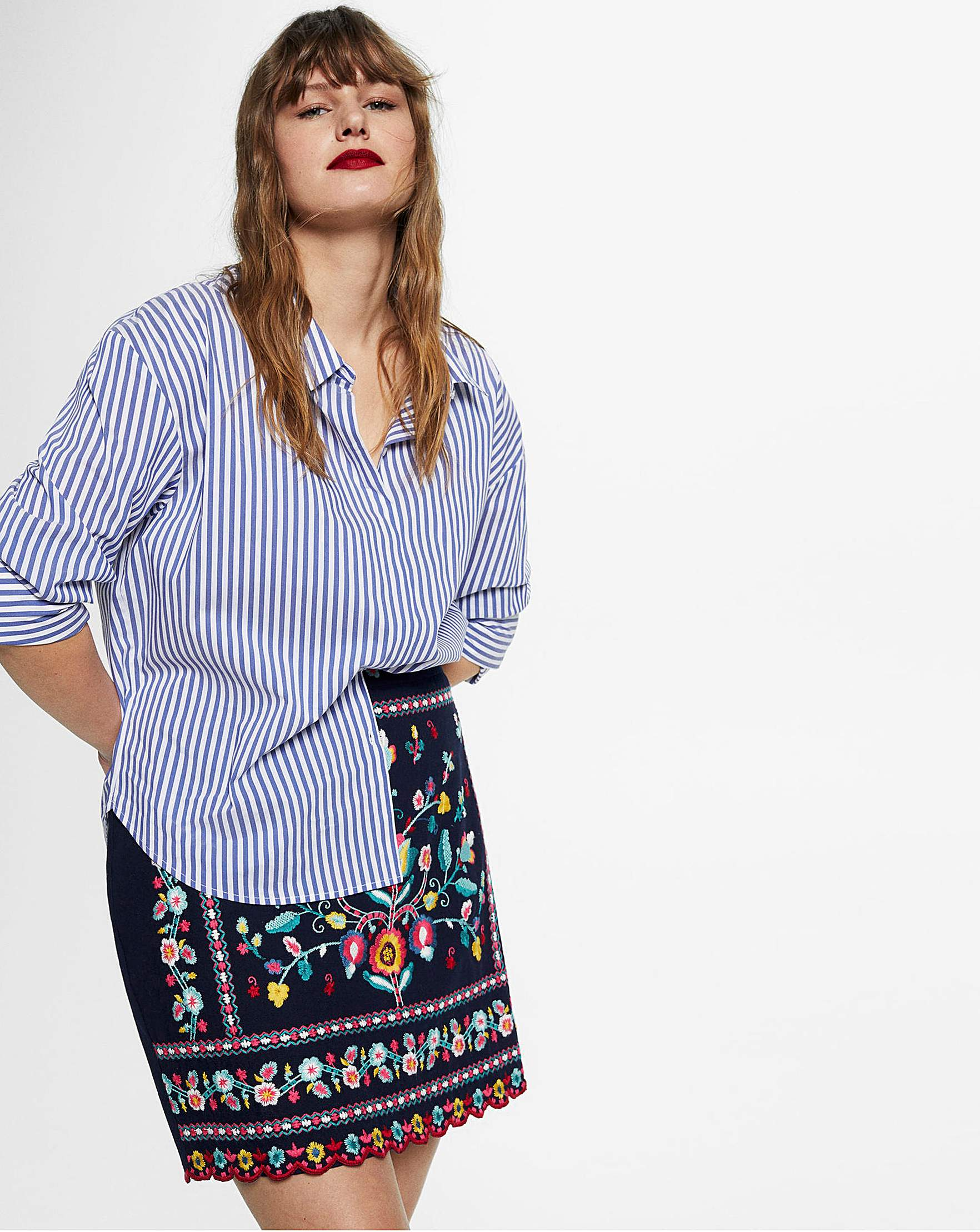 Violeta by Mango Has The Perfect Party Looks for Curvy Fashionistas
