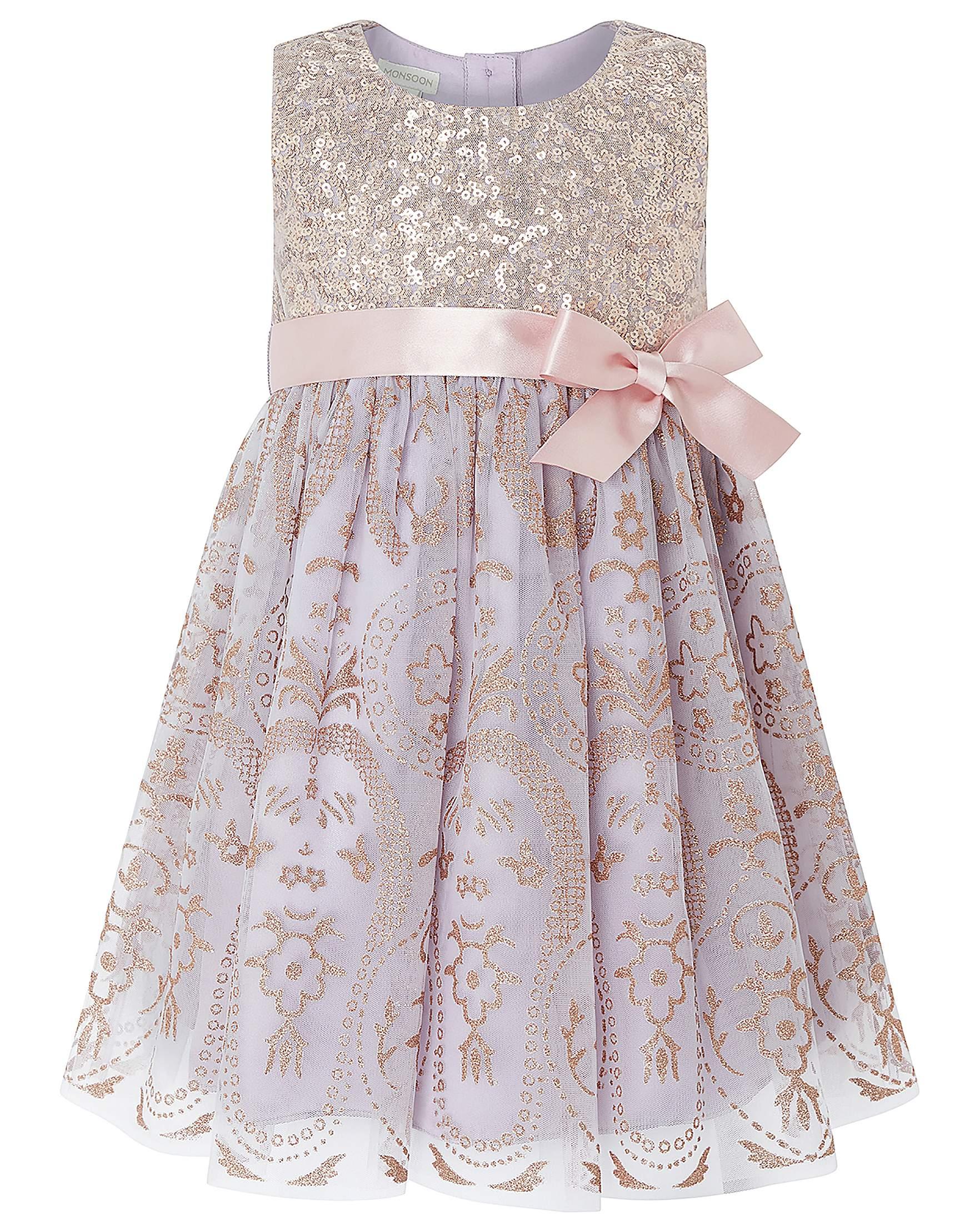 382650b48f42 Monsoon Baby Girl Occasion Dresses