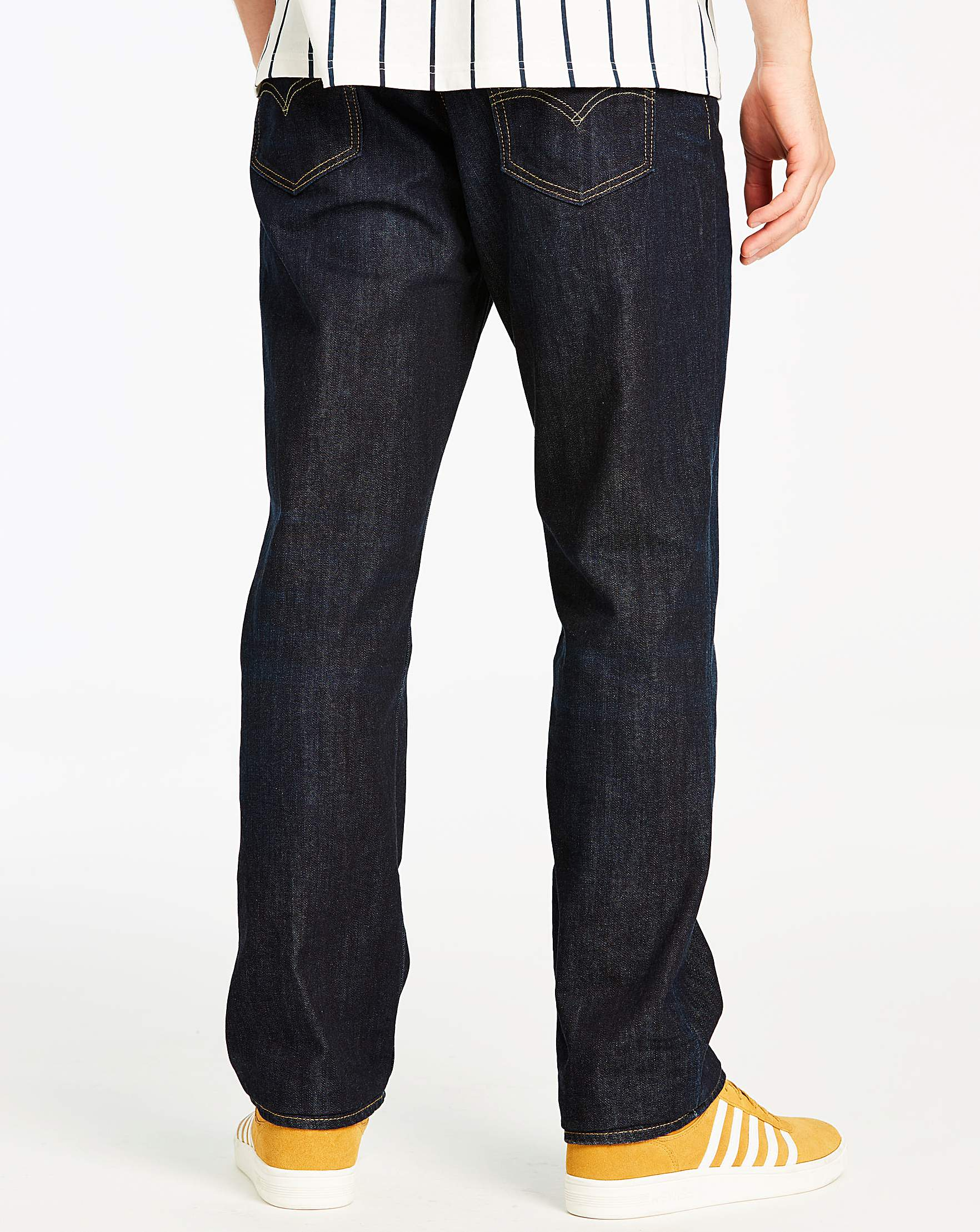 060930d8564 Levi s 514 Straight Rich Jean 30 In