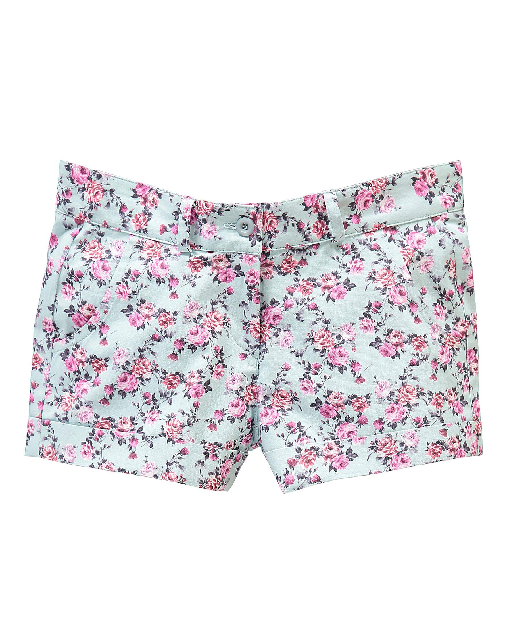 Top KD BABY Floral Shorts