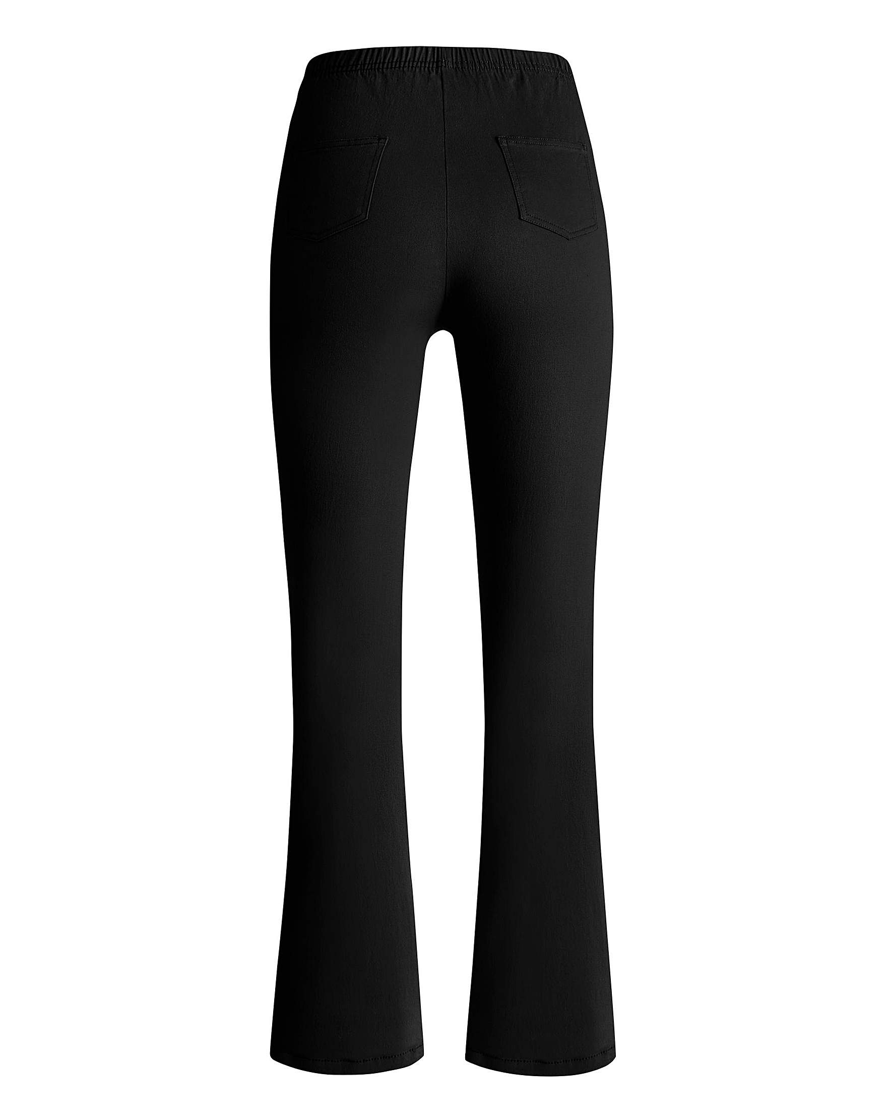 ce3a01e7dd529 Bootcut Pull-On Jeggings Long | J D Williams