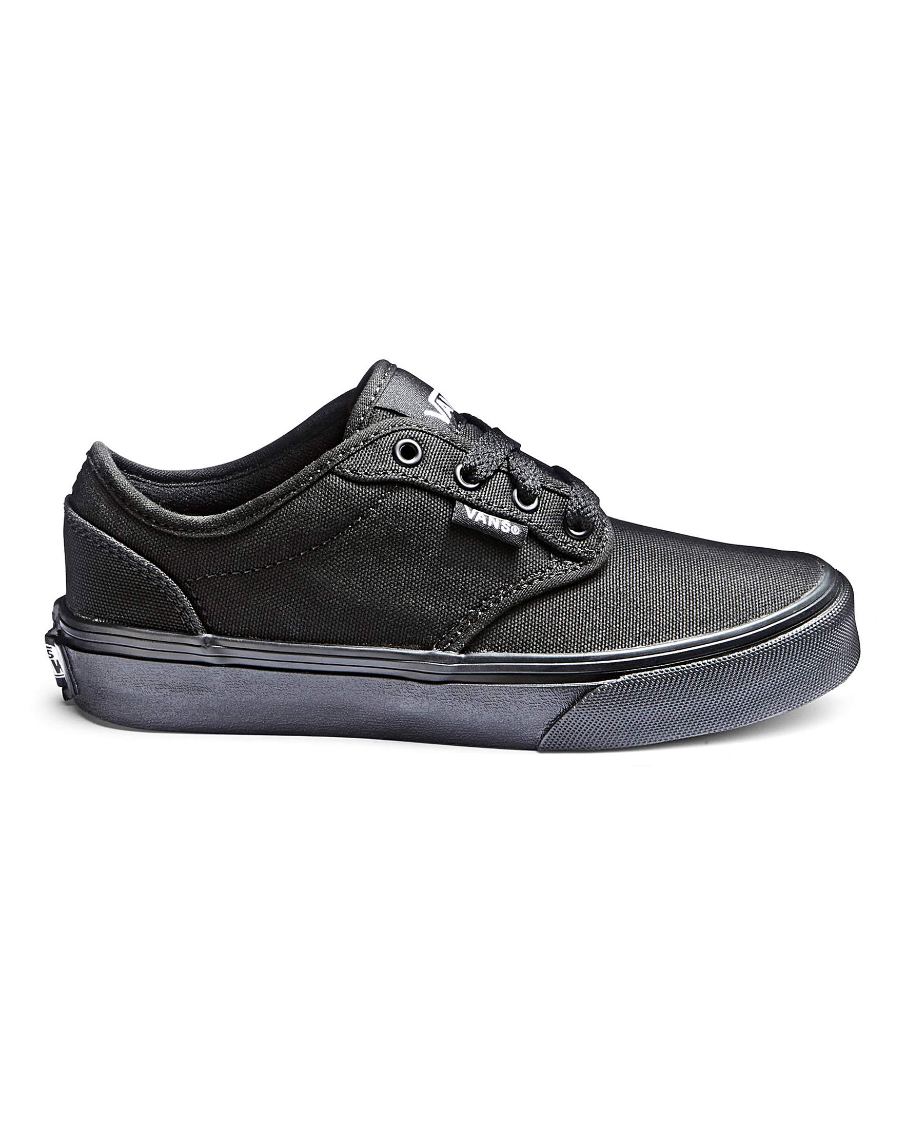 fe45a810956 Vans Atwood Canvas Lace Up Shoes