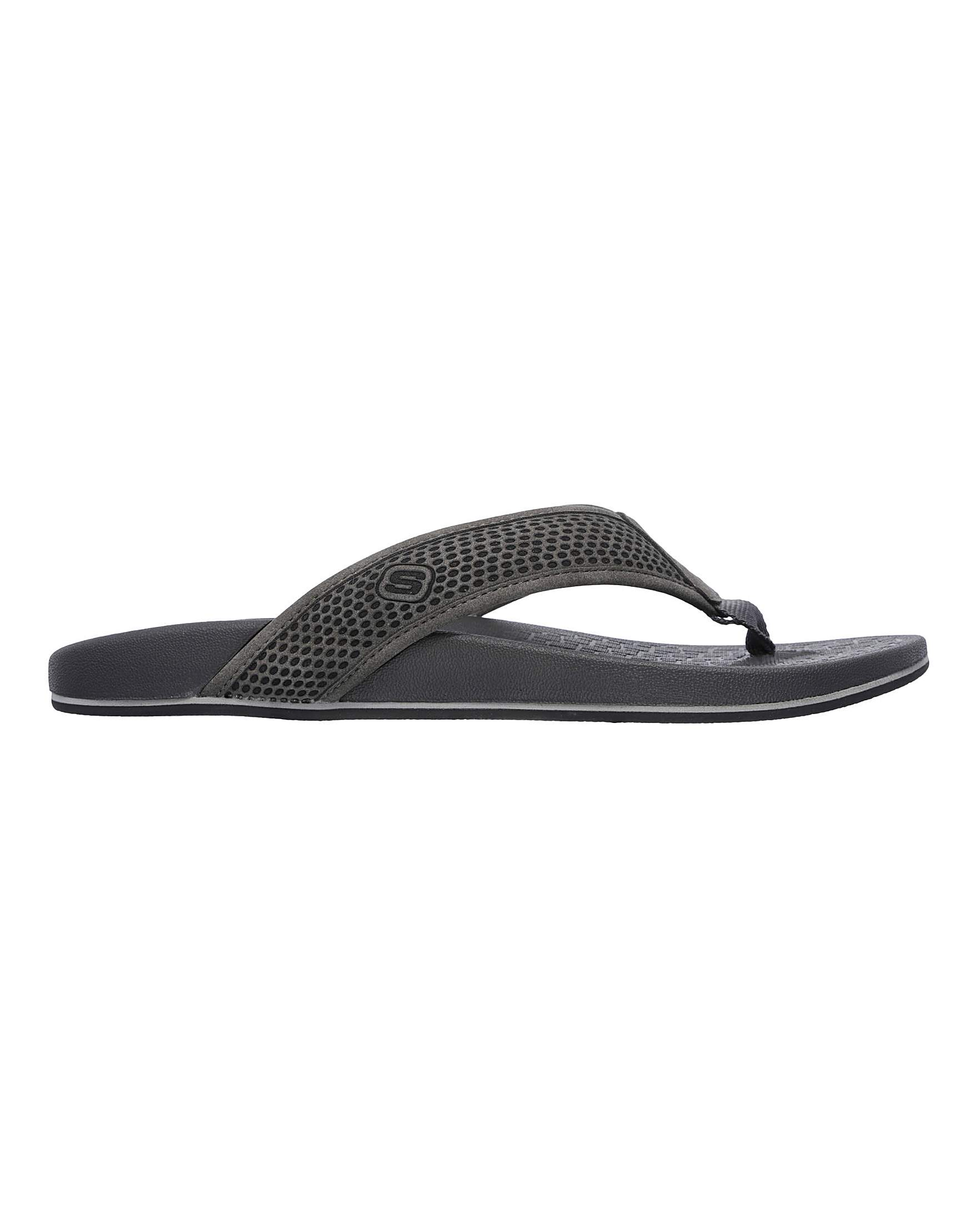 1acc9999d70b Skechers Pelem Emiro Toe Post Sandals